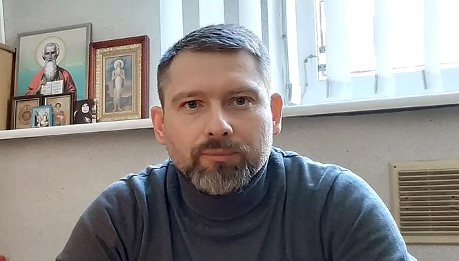 Гуленко Юрий Михайлович – энергоинформотерапевт, целитель, духовный терапевт, духовный корректор